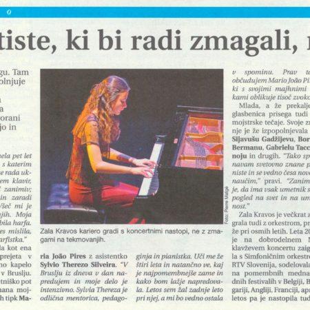Primorske novice, 24.11.2016
